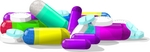 0012-0709-0421-2638_mixed_pile_of_pills_clipart
